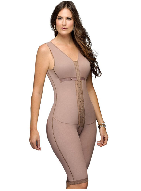 Medicated Shaping Girdle With High Compression