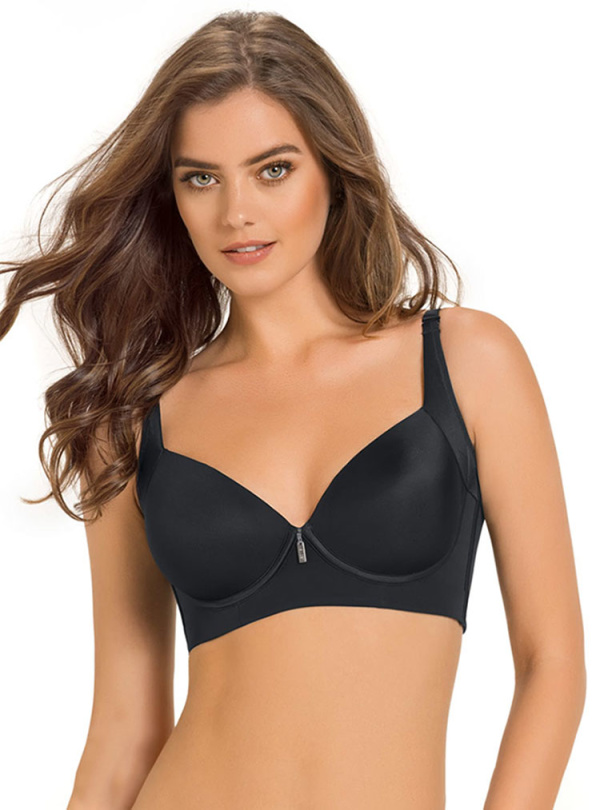 High Profile Push Up Bra