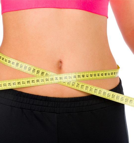 Reduce your waist with waistbands